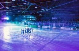 Elfstedenhal, schaatsen, show, opening