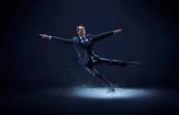 marketing stunt, schaatsen, ijsbaan, kunstschaatsen, ijs