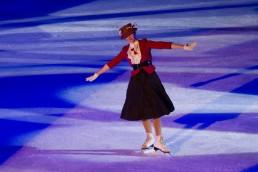 schaatsshow, kunstschaatsen