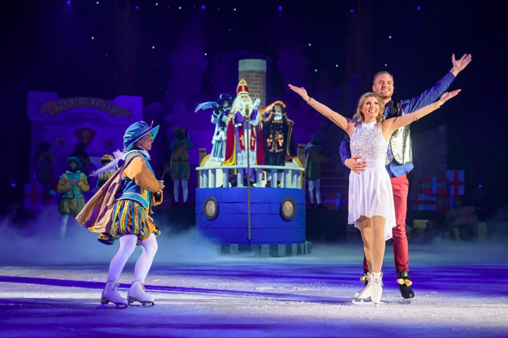 Sint on Ice: Up and running!